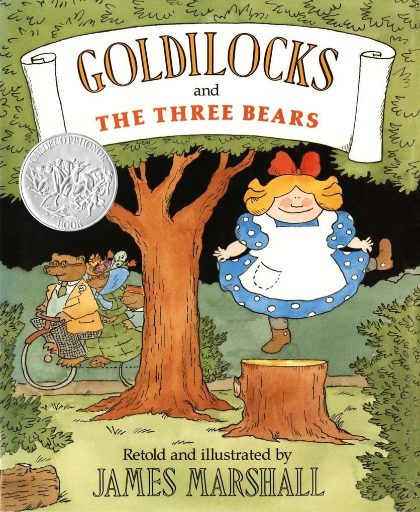 Goldilocks and the Three Bears als Buch (gebunden)