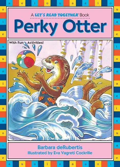 Perky Otter: Vowel Combination Er als Taschenbuch