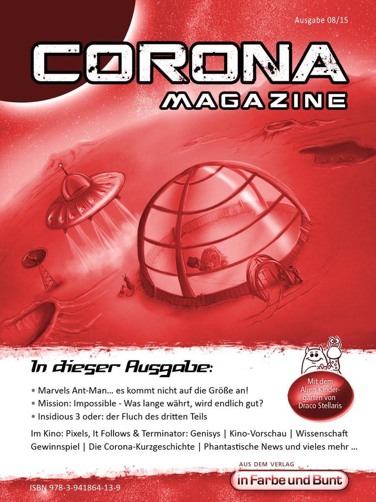 Corona Magazine 08/2015: August 2015 als eBook epub