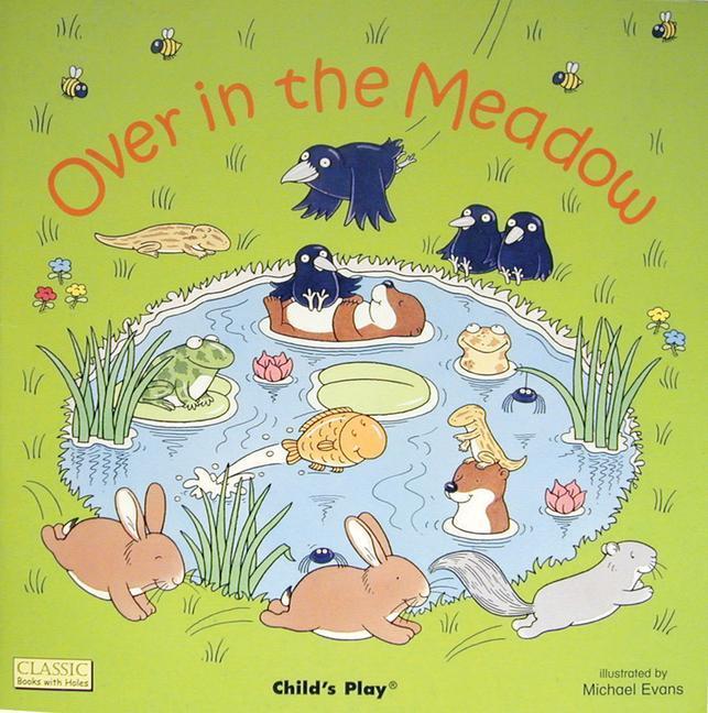 Over in the Meadow als Taschenbuch