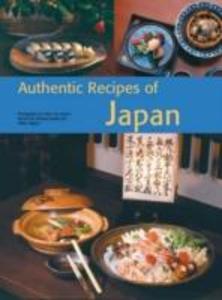 Authentic Recipes from Japan als Buch (gebunden)
