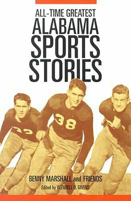 All-Time Greatest Alabama Sports Stories als Taschenbuch