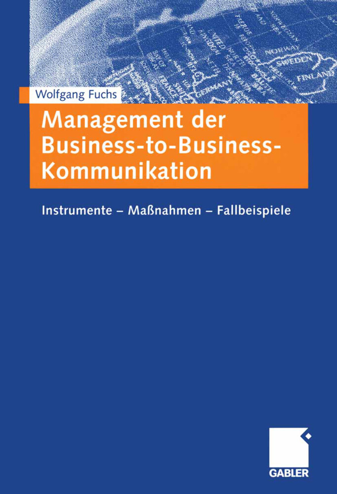 Management der Business-to-Business-Kommunikation als Buch (kartoniert)