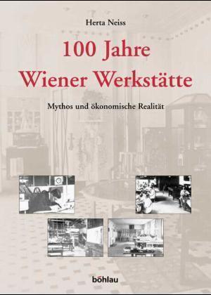 100 Jahre Wiener Werkstätten als Buch (gebunden)