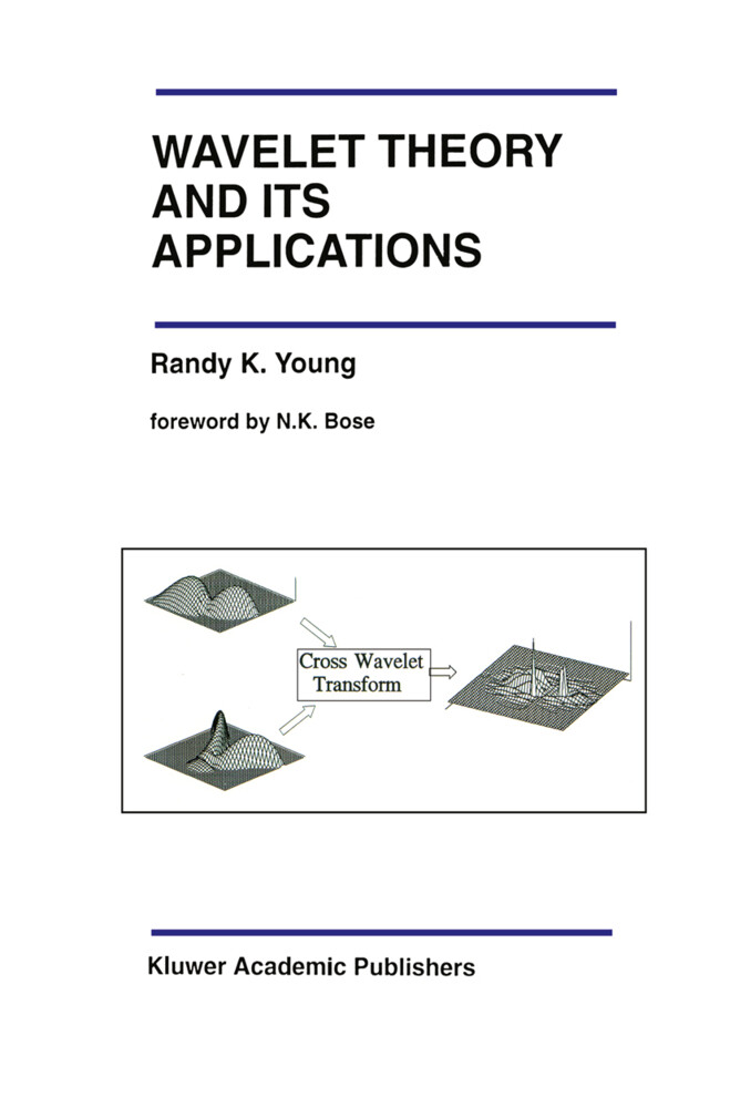 Wavelet Theory and Its Applications als Buch (gebunden)