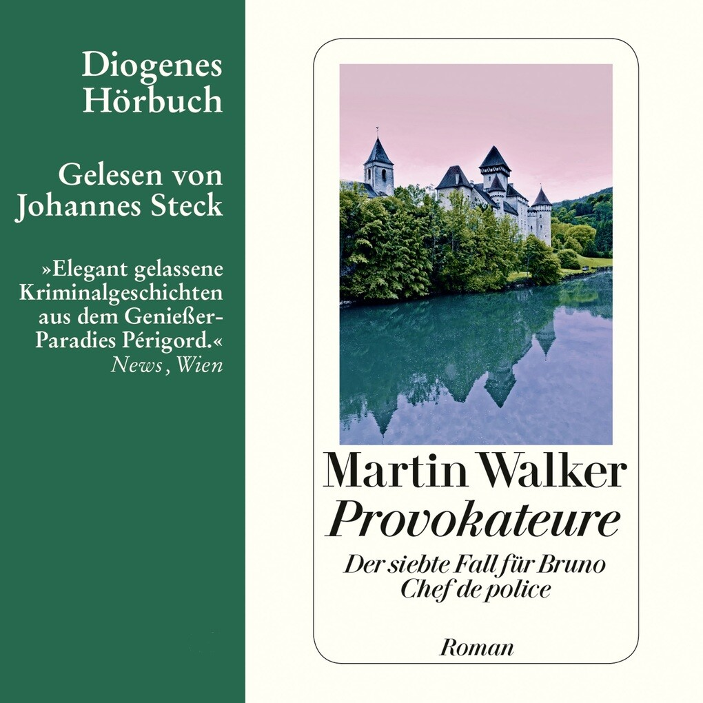Provokateure als Hörbuch Download