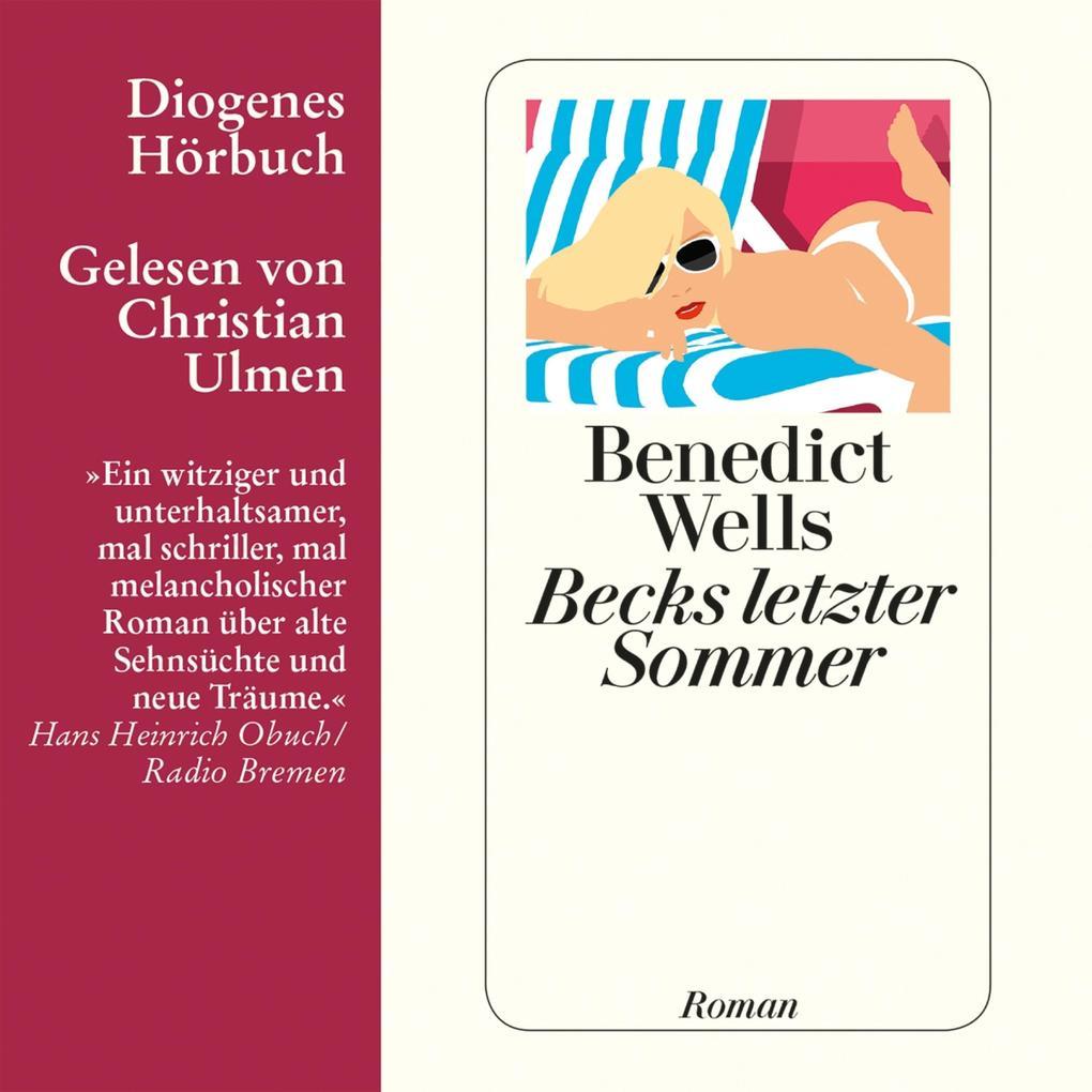 Becks letzter Sommer als Hörbuch Download