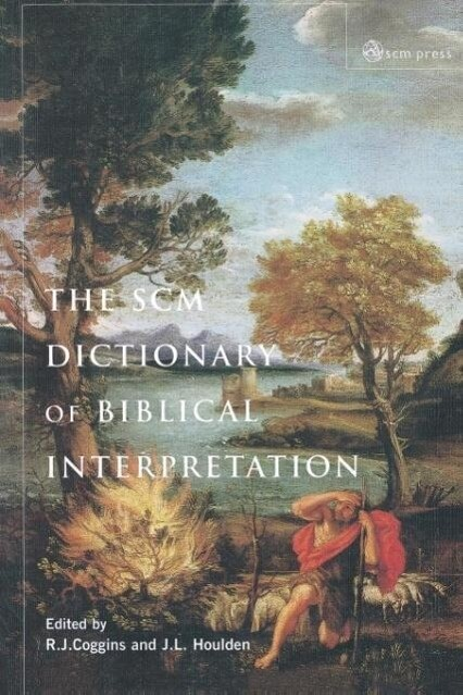 Scm Dictionary of Biblical Interpretation als Taschenbuch