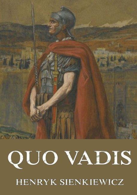 Quo Vadis als Buch (kartoniert)