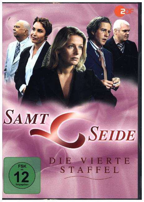 Samt & Seide als DVD