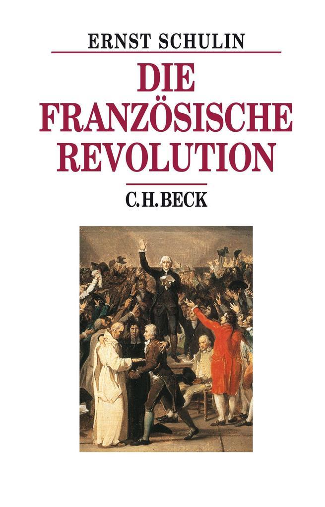 Die Französische Revolution als Buch (gebunden)
