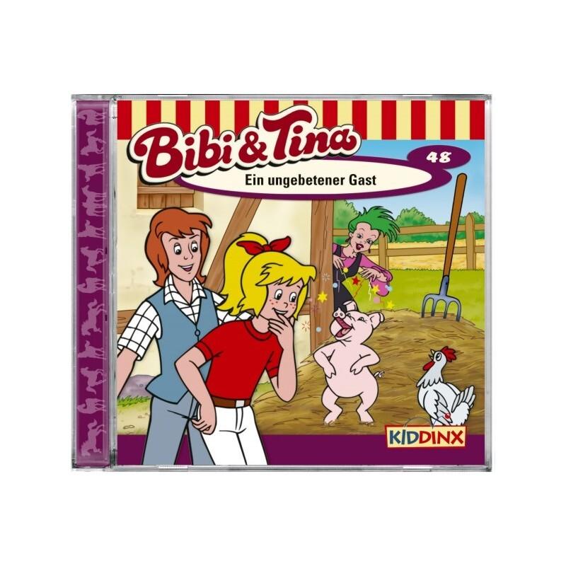 Bibi & Tina - Ein ungebetener Gast, 1 Audio-CD als CD