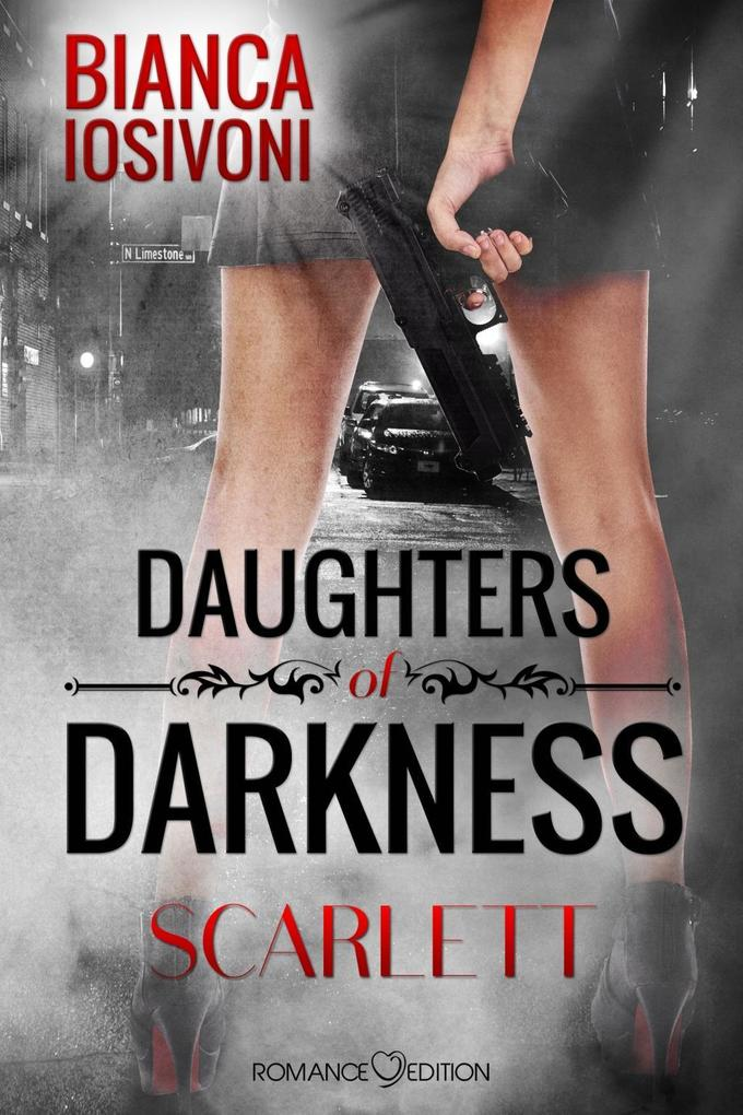 Daughters of Darkness: SCARLETT als Buch