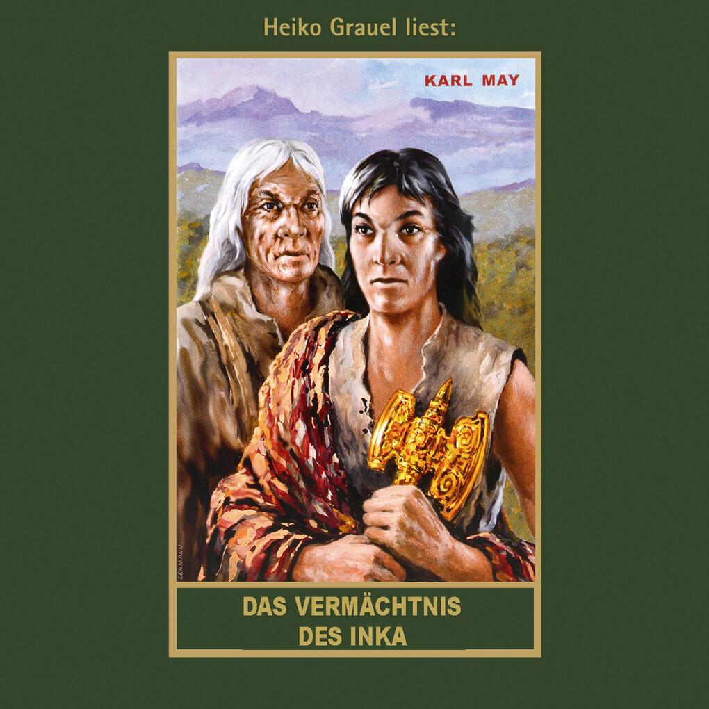 Das Vermächtnis des Inka als Hörbuch Download