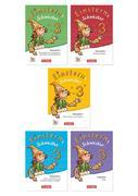Einsterns Schwester - Sprache und Lesen 3. Schuljahr - Themenhefte 1-4 mit Projektheft mit Schuber