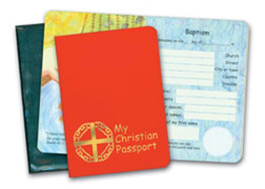 My Christian Passport als Taschenbuch