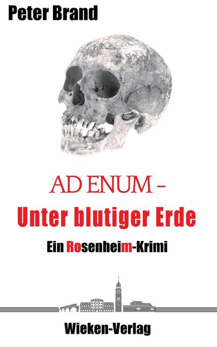 Ad Enum - Unter blutiger Erde als Buch (kartoniert)
