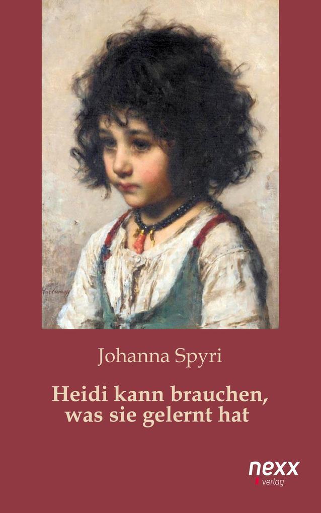 Heidi kann brauchen, was sie gelernt hat als eBook epub