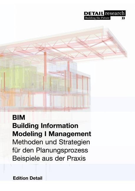 BIM Building Information Modeling I Management als Buch (kartoniert)