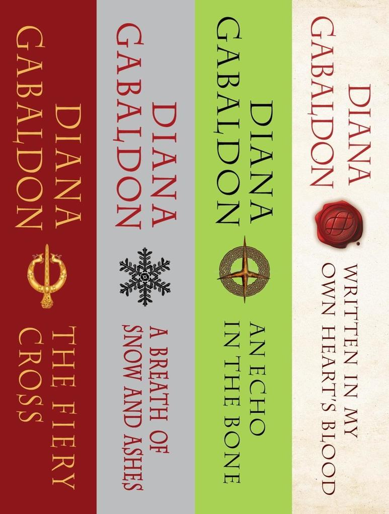 The Outlander Series Bundle: Books 5, 6, 7, and 8 als eBook epub