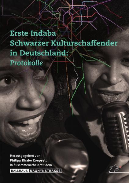 Erste Indaba Schwarzer Kulturschaffender in Deutschland als Buch (kartoniert)