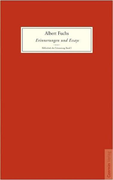 Erinnerungen und Essays als Mängelexemplar