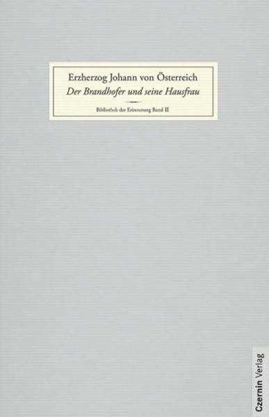 Der Brandhofer und seine Hausfrau als Buch (kartoniert)