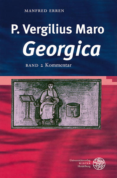 Georgica 2. Kommentar als Buch (gebunden)