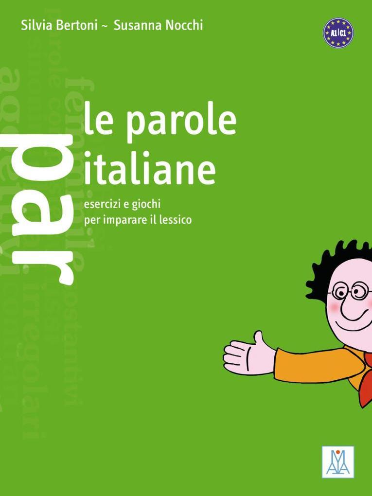 Le parole italiane als Buch (kartoniert)