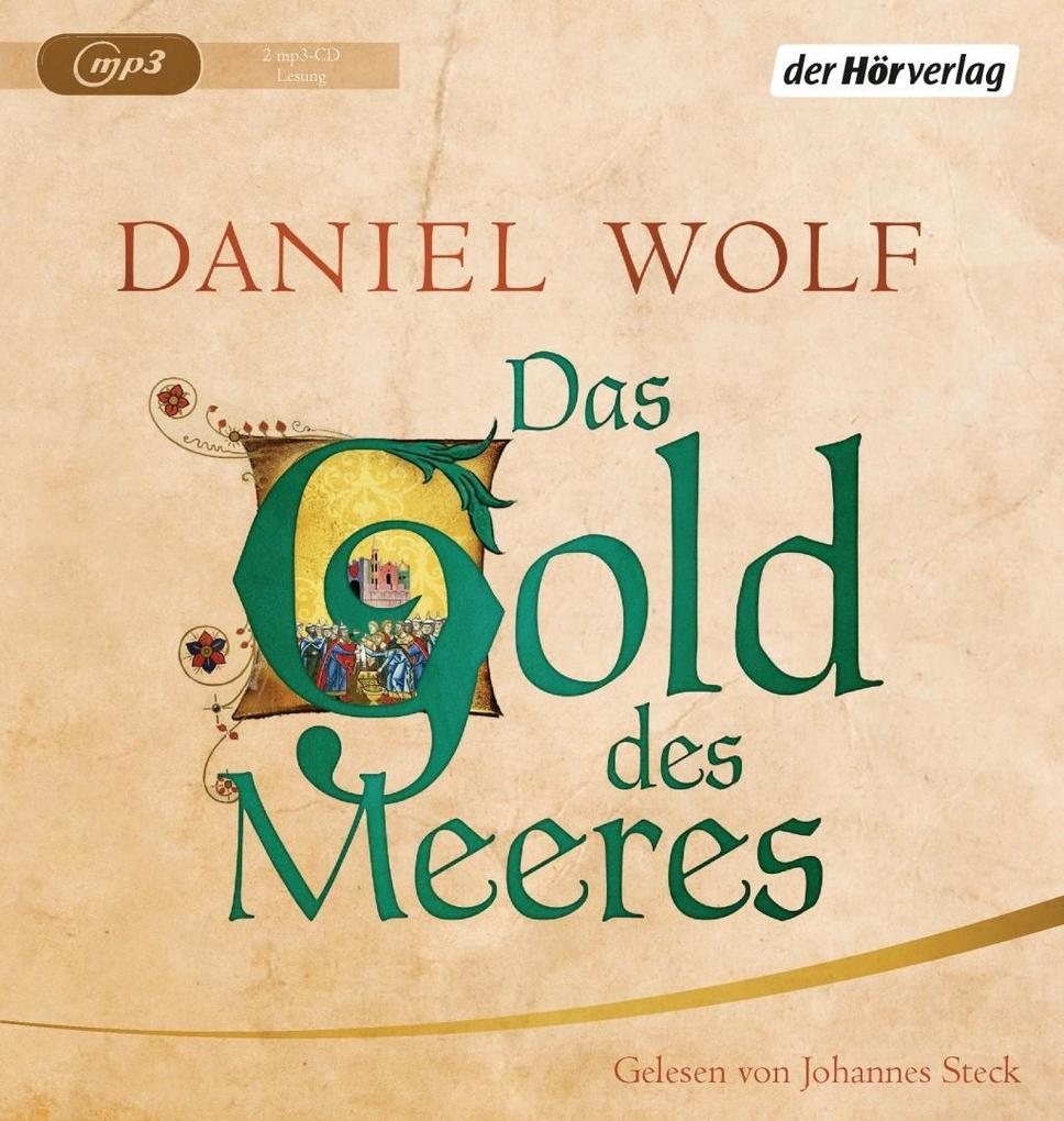 Das Gold des Meeres als Hörbuch CD