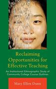 Reclaiming Opportunities for Effective Teaching