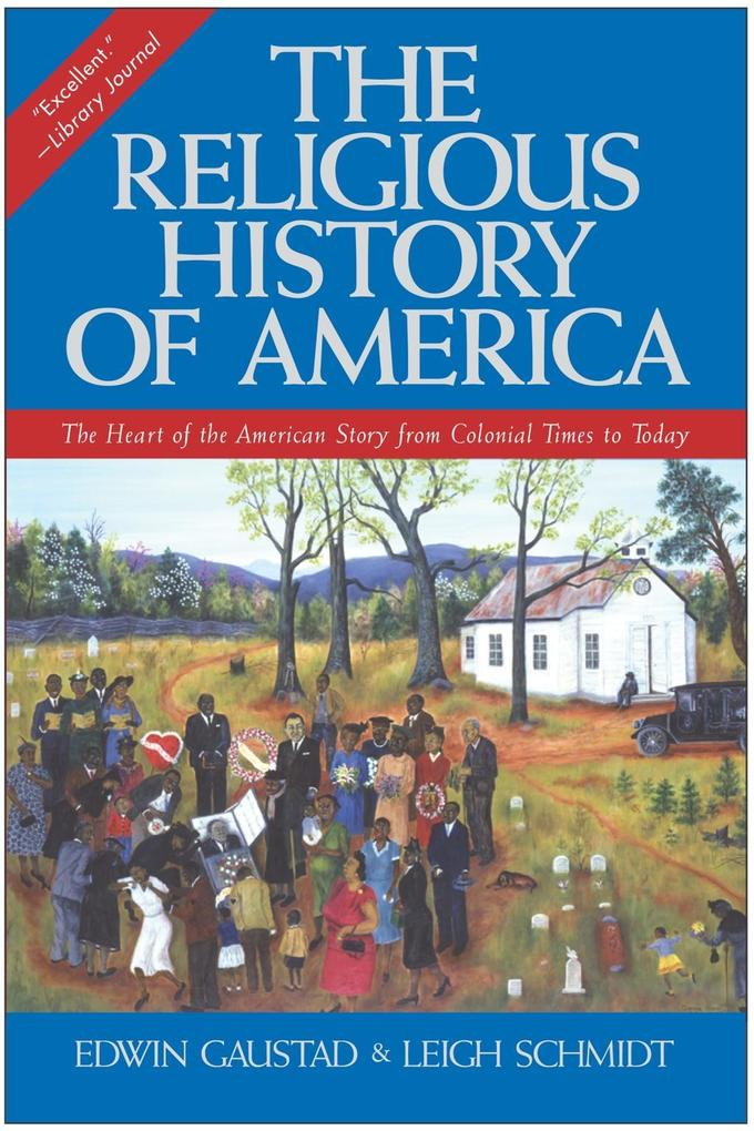 The Religious History of America als eBook epub