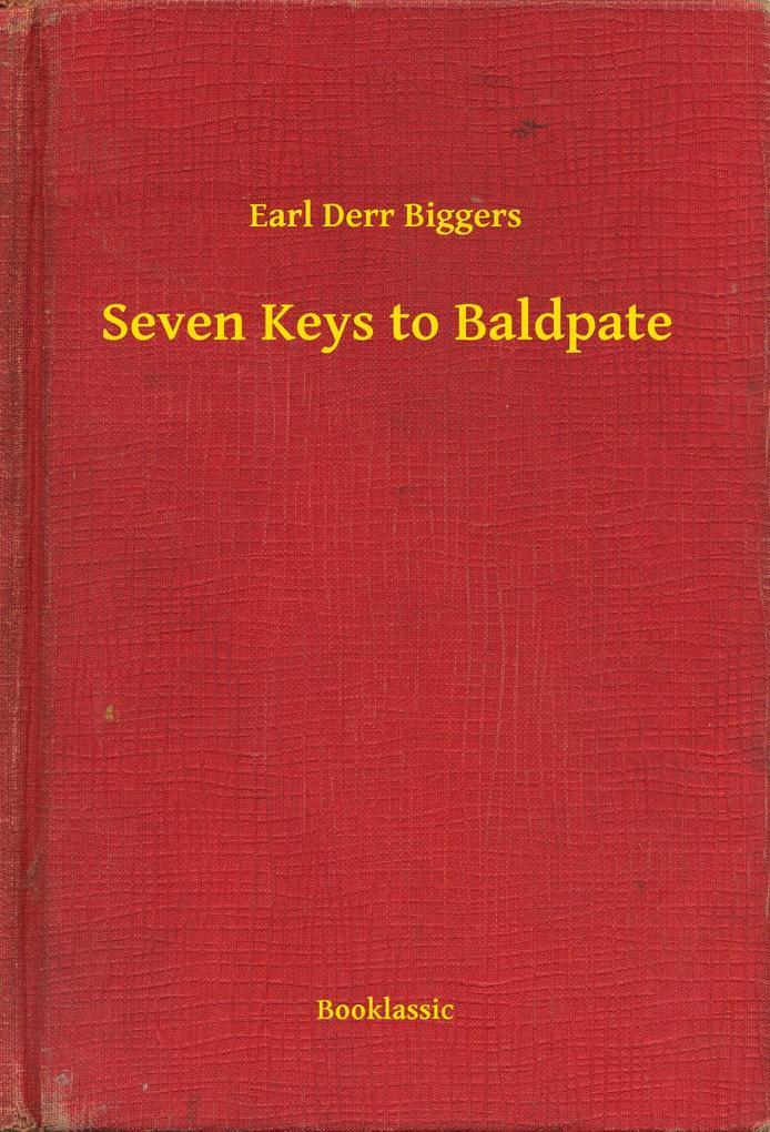 Seven Keys to Baldpate als eBook epub