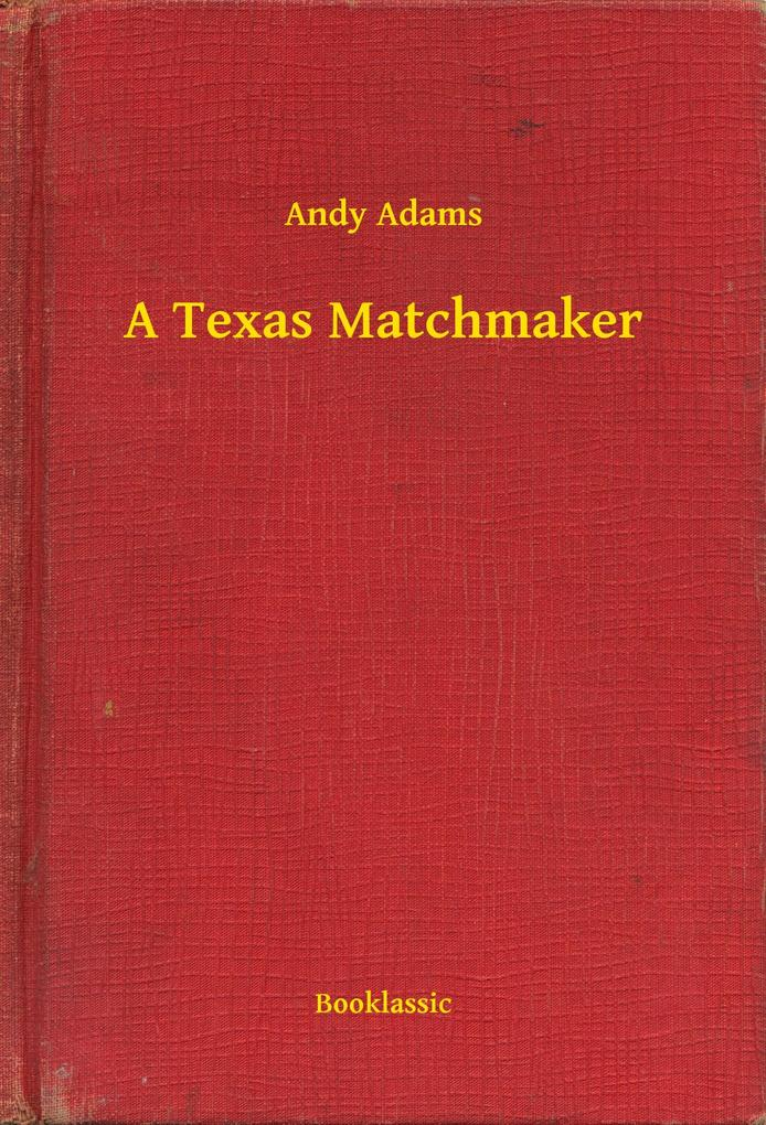 A Texas Matchmaker als eBook epub