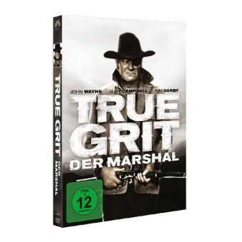 Der Marshall als DVD
