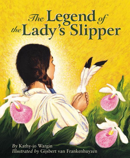 The Legend of the Lady's Slipper als Buch (gebunden)