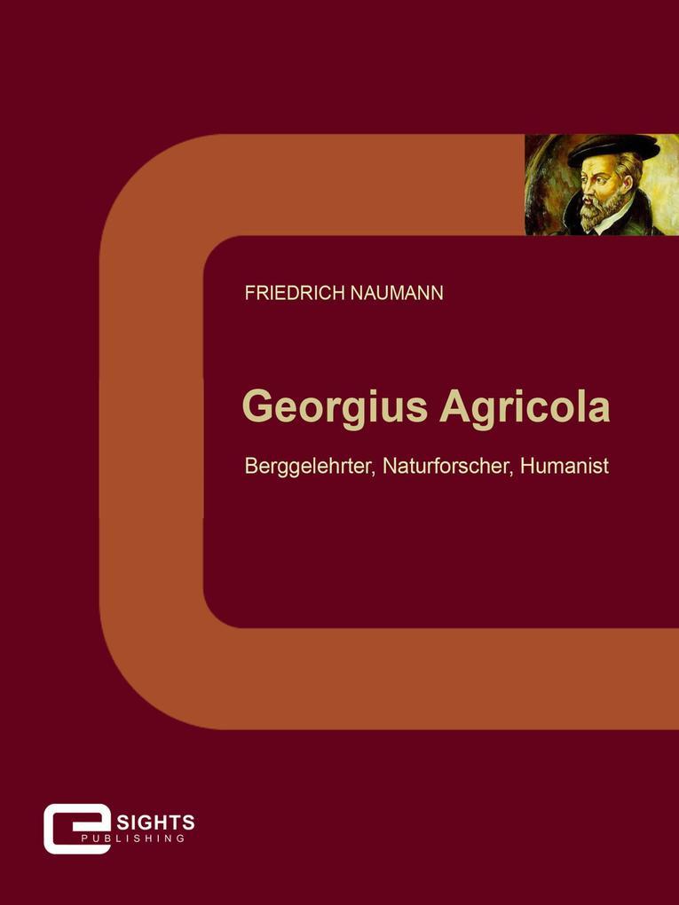 Georgius Agricola als eBook epub
