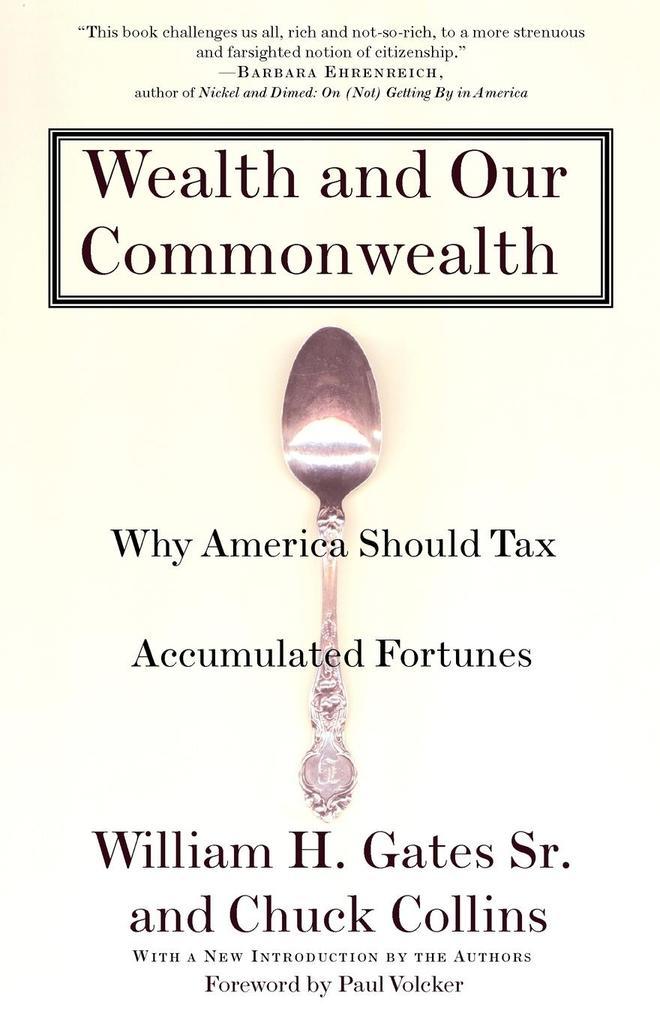 Wealth and Our Commonwealth als Taschenbuch