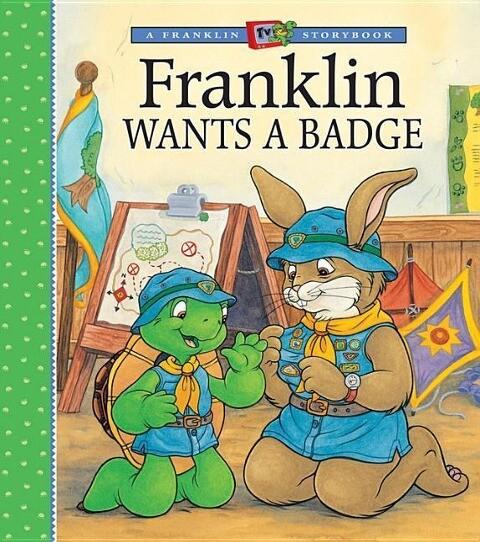 Franklin Wants a Badge als Buch (gebunden)