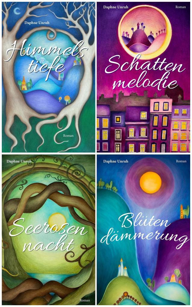 Zauber der Elemente - Gesamtausgabe als eBook