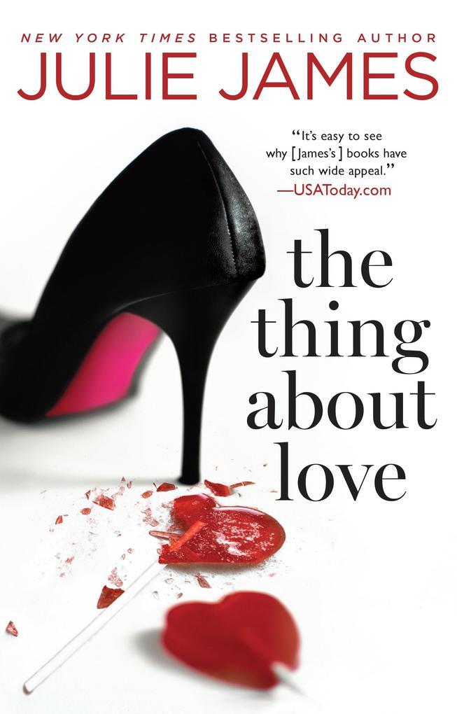 The Thing about Love als Taschenbuch