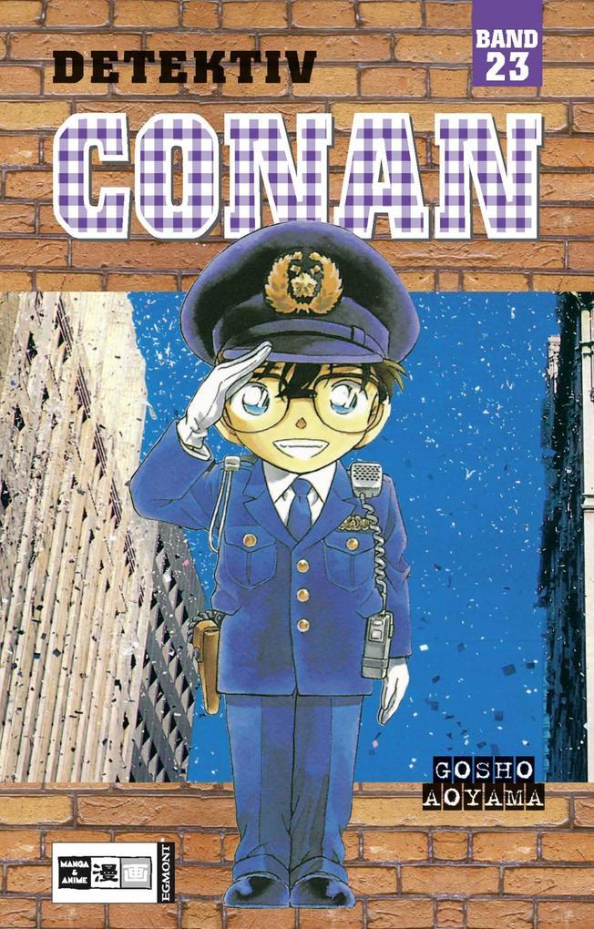 Detektiv Conan 23 als Buch (kartoniert)