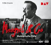 Maigret & Co - Meisterhafte Fälle