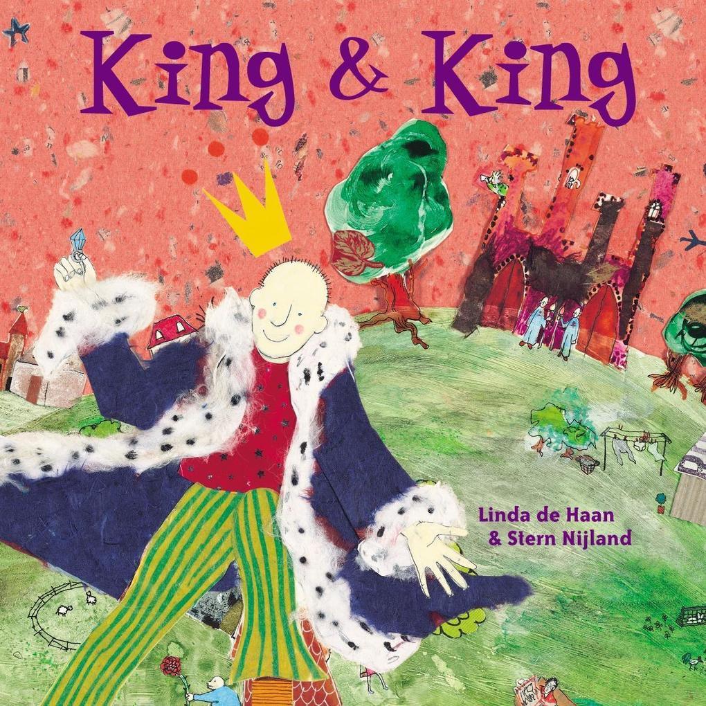 King and King als Buch (gebunden)