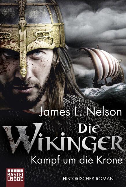 Die Wikinger - Kampf um die Krone als Taschenbuch