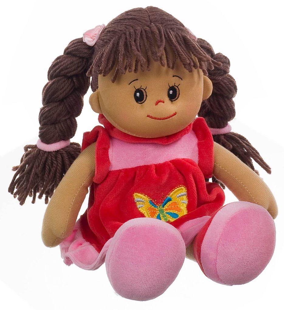 Heunec - Poupetta - Lucy mit braunem Haar S, 30cm als Spielware