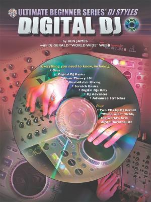 Ultimate Beginner DJ Styles: Digital DJ, Book & 2 CDs [With CD] als Taschenbuch