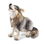 Steiff - Snorry Wolf, grau, 60cm