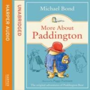 More About Paddington als Hörbuch CD