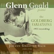 The Goldberg Variations 1955 Record